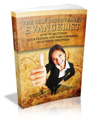 Product picture Self Improvement Evangelist