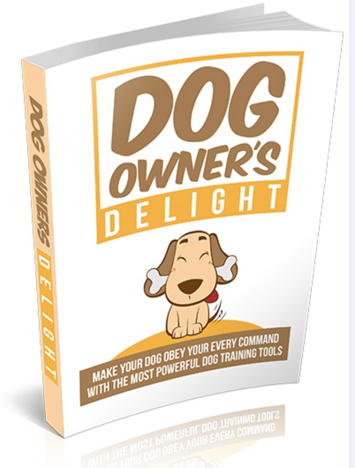 Product picture Dog Owners Delight